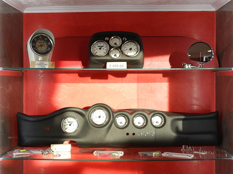 couleur rapide grande variété de modèles chaussures d'automne Ricambi Fiat 500 d'epoca - accessori e pezzi di ricambio ...