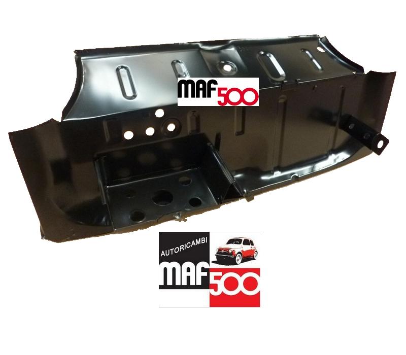 rivestimento interno vano porta batteria completo fiat 500
