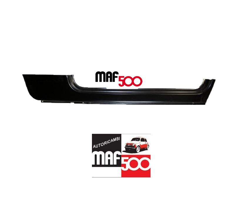 Sottoporta esterno destro fiat 500 f l r sottoporta for 500 esterno