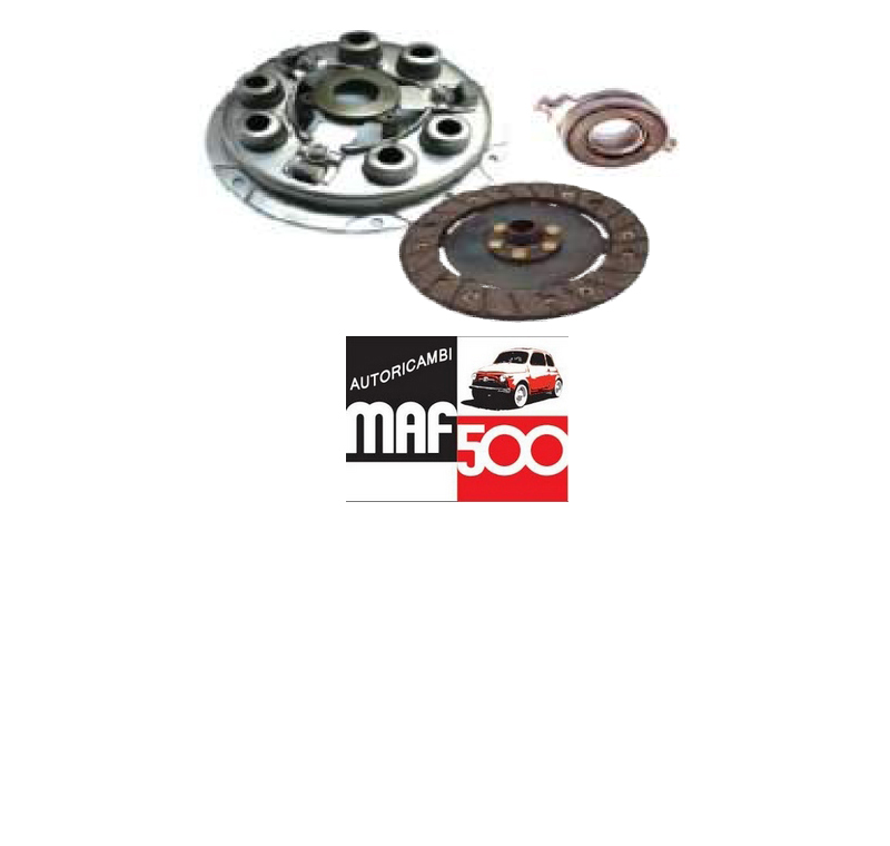 Kit frizione completo 20 cave fiat 500 N D